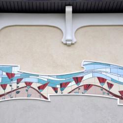 керамика на фасаде