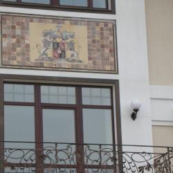 Мозаика для фасада