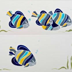 Морская тема рисунок на плитке