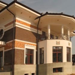 Мозаика для отделки фасада