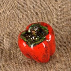 Красный перец керамический